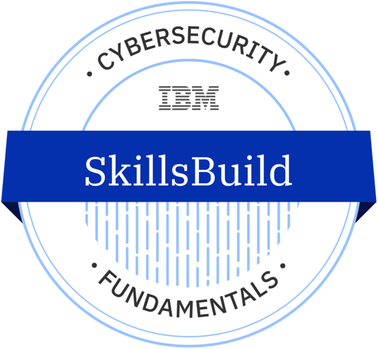 badge for cybersecurity