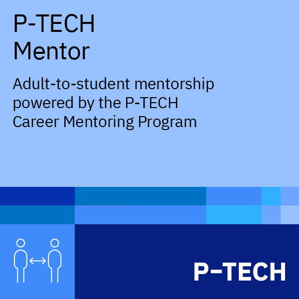 Image for P-TECH Mentor