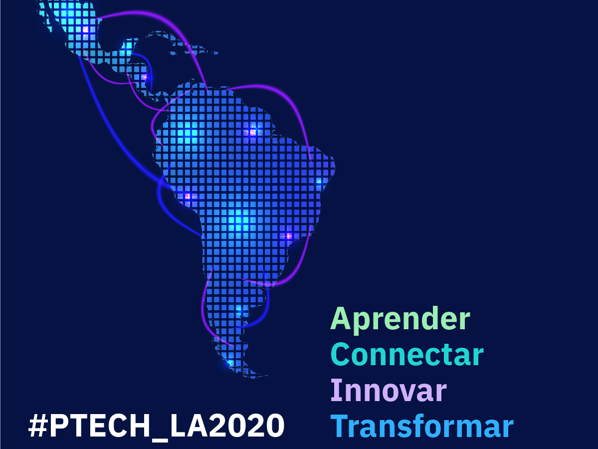 Save the date for the P-TECH LA 2020 virtual event